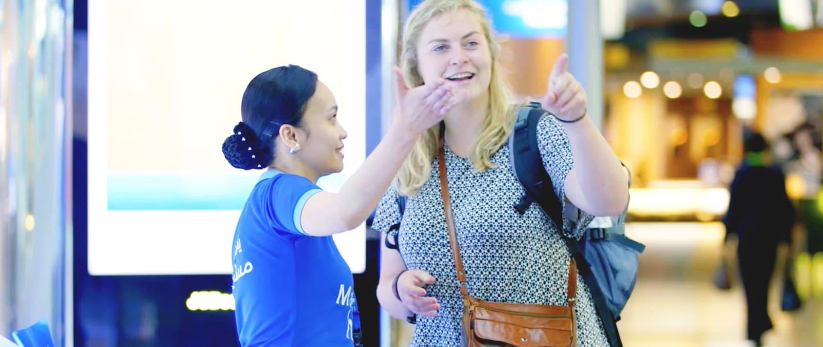 CX service for Dubai airports