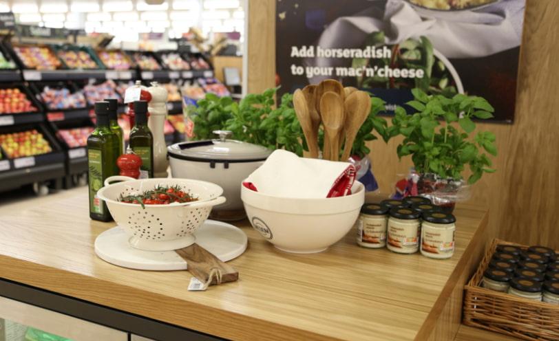 Retail customer experience design