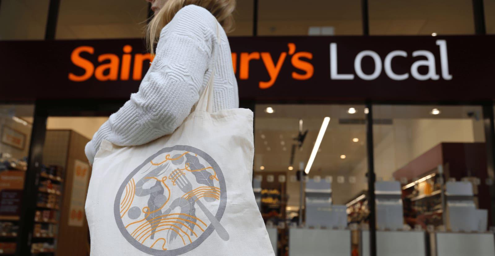 Service design for Sainsbury's