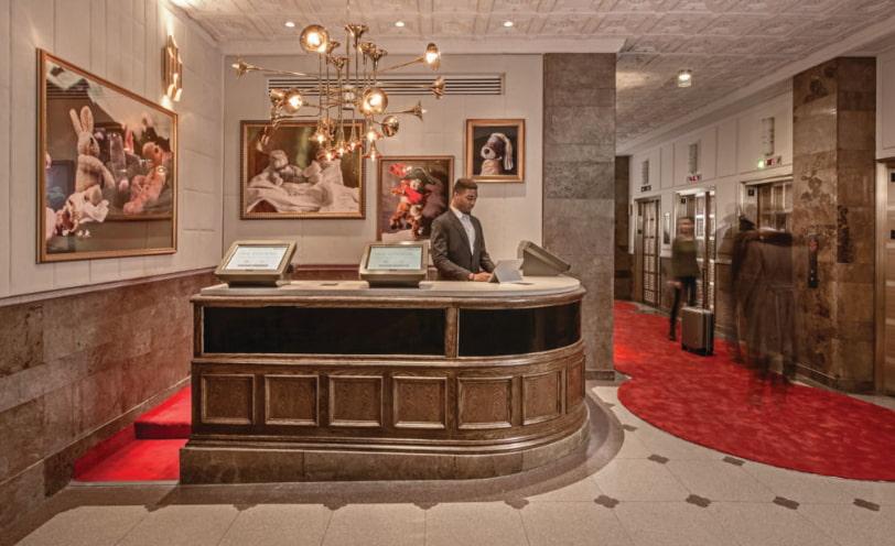 Service design for Virgin Hotels