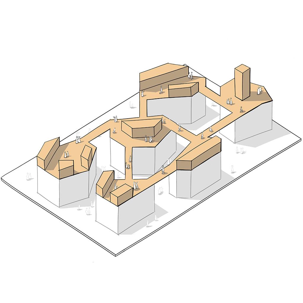masterplan schematic