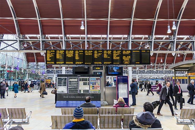 Service design case for Heathrow Express
