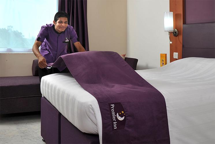 Customer experience design for Premier Inn