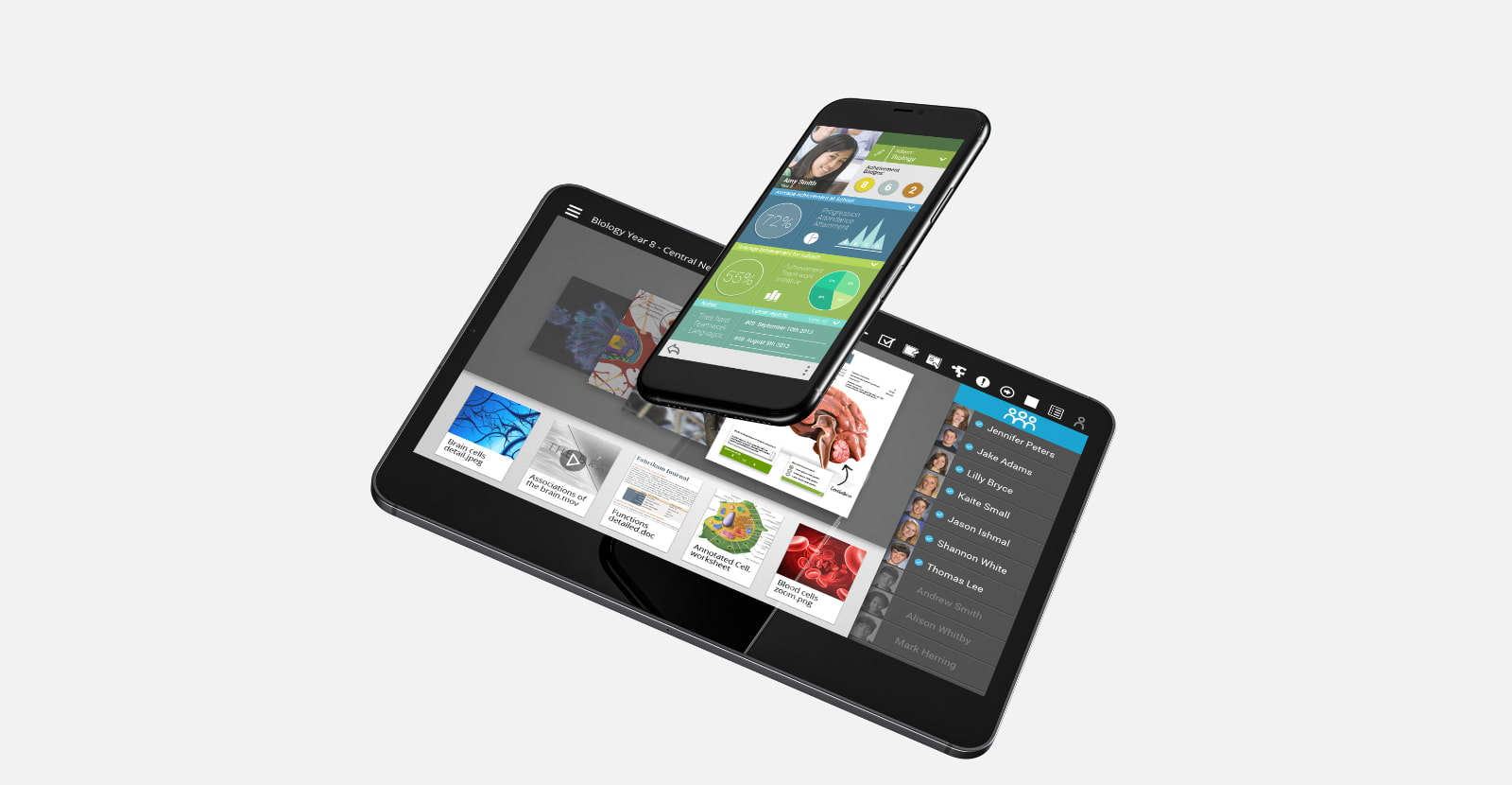 Digital service design for Samsung Schools