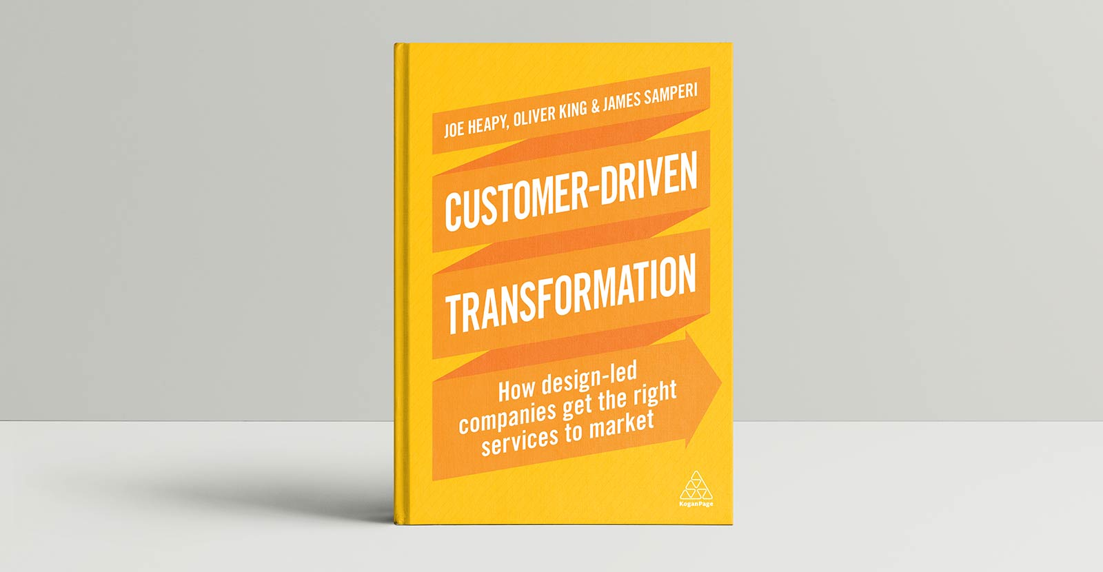 selection of the endorsements of the customer-driven transformation book