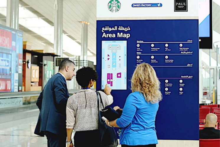 dubai airports hospitality customer experience pilot by engine 05