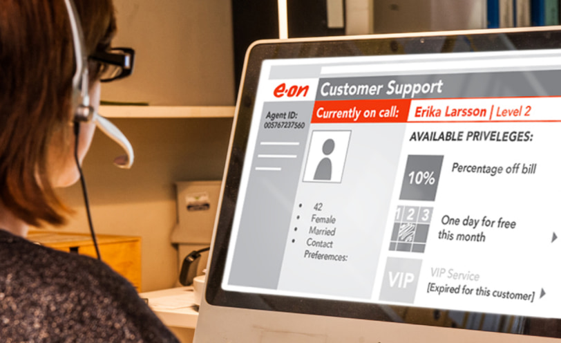 e.on energy customer journey design programme by engine 02