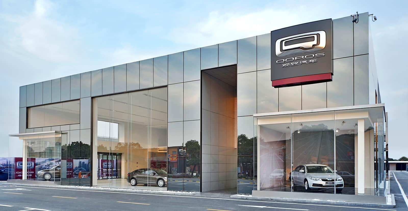 qoros auto company customer experience development by engine