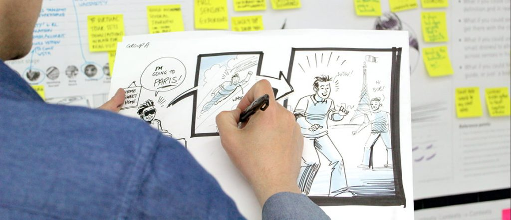 Designing great customer experience